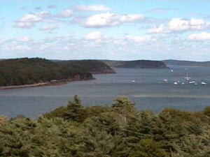 Bluenose Inn - Bar Harbor Maine: Enjoy the